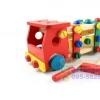 รถช่างไม้ (กล่อง) ของเล่นไม้