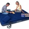(ขนาด 5 ฟุต)ที่นอนเป่าลม Intex 68765 Full Intex Downey Rayon Air Beds ( 5 ฟุต ) ขนาดสินค้า : 152 x 203 x 22 ซม / หมอน 2 ใบ / ที่สูบลมแบบธรรมดา