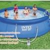 ( ขนาด 15 ฟุต ) Intex สระว่ายน้ำ INTEX 28168NP Easy Set Pool 4.57 m x 1.22 m