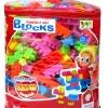 DIY BLOCK บล๊อกตัวต่อ 320 ตัว ถุงแดง