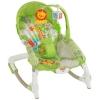 เปลสั่นอัตโนมัติสีเขียวรุ่นใหม่ Fisher price Newborn-to-Toddler Portable Rocker