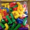 ชุดต่อท่อต่อ (Education Toys) แบบไม่มีล้อ