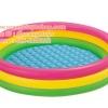 ( ขนาด 5 ฟุต ) Intex สระว่ายน้ำเด็กเล็ก 147 x 147 x 33ซม รุ่น 57422 สีสวย
