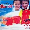 (บ้านบอลเด็ก) เต็นท์อุโมงค์ พร้อมบอล 100 ลูก**ในกล่อง**