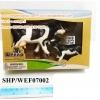 ชุดโมเดล แม่วัวและลูกวัว ***SHP/WEF07002***