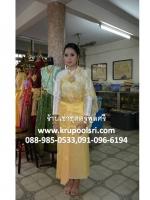 ชุดไทยหญิง - 40