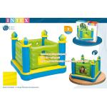 บ่อกระโดด สำหรับเด็ก Castillo Saltador Jump-O-Lene Junior 132x132x107 cm Intex 48257