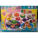 ชุดแป้งโดว์ - Crispy Doughnuts(ใหญ่)