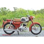 SUZUKI 125cc. S10 เสร็จสมบูรณ์ ใหม่เหมือนออกห้าง ทะเบียนพร้อมโอน