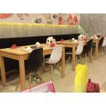 โต๊ะชาบูหม้อฝัง สำหรับร้านอาหารเกาหลี ร้านชาบู ปิ้งย่าง