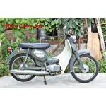 Suzuki 1966 U50 50cc. เครื่องดี ระบบไฟดี วิ่งใช้งานได้ปกติ