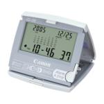 เครื่องคิดเลข แบบพกพา มีปฏิทิน นาฬิกา CANNON รุ่น CC-55