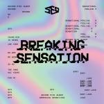 [Pre] SF9 : 2nd Mini Album - Breaking Sensation +Poster