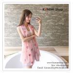 PR105 สีชมพู