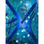 [Pre] Monsta X : 1st Album - BEAUTIFUL (Beside - Unit Ver.) +Poster