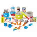 ชุดเดินป่า ชุดทำครัว 21 ชิ้น Berry Toys Little Explorer 21-Piece Complete Camping Play Set