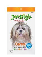 JH 3 ขนมสุนัข รสแครอท 70ก.