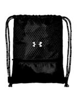 Under Armour - Drawstring Backpack - Black (ดำ)
