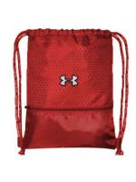 Under Armour - Drawstring Backpack - Red (แดง)