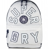 Superdry - Leauge Montana Backpack - สีขาว