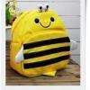 กระเป๋าเป้เด็ก NADO รูปผึ้งน้อย วัสดุเป็นหนัง PU เนื้อนิ่ม สีสันสดใส