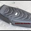 เบาะยาว มีคิ้ว มีเหล็กล็อคเข็มขัด Honda SS1-125 งานใหม่