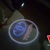 ไฟโลโก้ประตูรถ LED ตรงรุ่น New Fortuner ( หลอดละ 500บาท )
