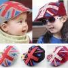 BB006 หมวกแก๊ป ลายธงชาติอังกฤษ สวย เทห์ มีหลายสีให้เลือก