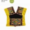 เสื้อผ้าฝ้ายชินมัย ผ้าไทดำ/ผ้าเปียว HSS 003QQQ / Handmade Cotton Shirt HSS 003QQQ