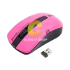 Mouse Wireless Signo WM-160P (Pink)