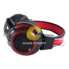 Signo headphone hp-805blk - มีไฟ