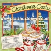 กระดาษอาร์ทพิมพ์ลาย สำหรับทำงาน เดคูพาจ Decoupage : Cooking Series - Soft Gingerbread Cookies