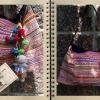 ตุ๊กตาห้อยพวงกระเป๋า 00464/ Hmong Doll Bag Charm 00464