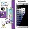 Focus ฟิล์มลงโค้ง ฟิล์มกันรอยมือถือ Samsung Galaxy Note7