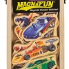 Magnet ไม้ ลายรถแข่ง แบรนด์ T.S. Shure (T.S. Shure Race Cars Wooden Magnets 20 Piece)