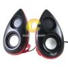 Oker speaker mutimedia m5 550w (สีดำ)