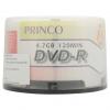 แผ่นดิสก์ DVD-R 16x PRINCO