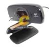 Webcam Logitech (C525) Black