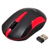 Wireless Mouse Oker M-51 Red