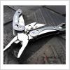 GL072 พวงกุญแจ อเนกประสงค์ คีม , มีดพับ ทำจากสแตนเลส พกพาเดินทาง
