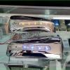ครอบกระจกมองข้างมีไฟเลี้ยวส้ม+ไฟหรี่สีฟ้า ทรงRCC New Vios 2013 (ระบุสีด้วยครับ)