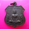 150 เหรียญหลวงพ่อโตปี35 หลังใต้ฮงโจวซือ เนื้อทองแดงรมดำผิวปีกแมลงทับ