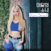 [Pre] LOOΠΔ : 7th Single Album - This Month's Girl - JinSoul +Poster