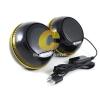 Nubwo speaker death ster ns-07/k03 (สีเหลือง)