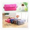 GB215 กระเป๋าสะพายข้าง สไตล์เกาหลี ช่องใส่ของจุใจ สายสะพายปรับระดับได้ ขนาด : 28 x16 x 5.5 ซม. มีหลายสีให้เลือก