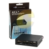 Int. Card Reader All in 1 (Black)