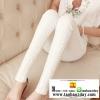 กางเกงลำลองผ้ายืดเอวสูงขายาว ปักลูกไม้ตั้งแต่หัวเข่าลงไป มี 3 สีคือ ขาว ดำและชมพูค่ะ