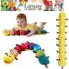 ตุ๊กตาตัวหนอนดนตรี Lamaze (มีเสียงเพลง) เสริมพัฒนาการ