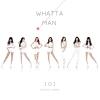[Pre] I.O.I : 1st Single - Whatta Man +Poster