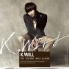 [Pre] K.Will : 2nd Mini Album - My Heart Beating